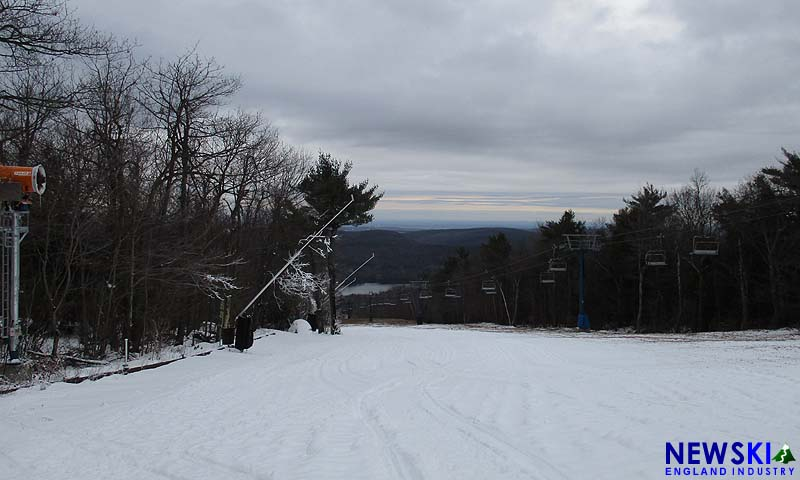 Challenger at Wachusett on Thanksgiving Day