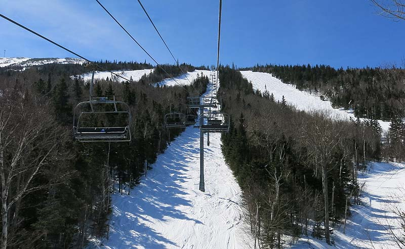 Sugarloaf Mogul Course Worker Dies After Fall