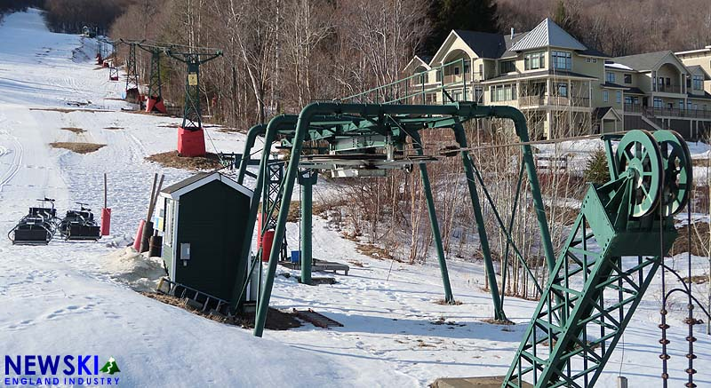 Sugarbush Village Double, March 30, 2017