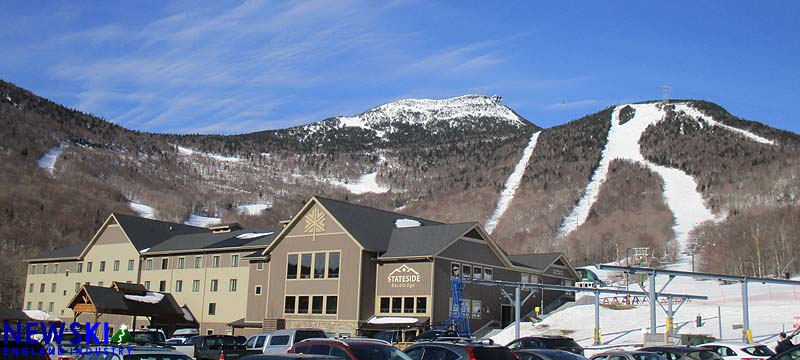 Jay Peak, April 2017