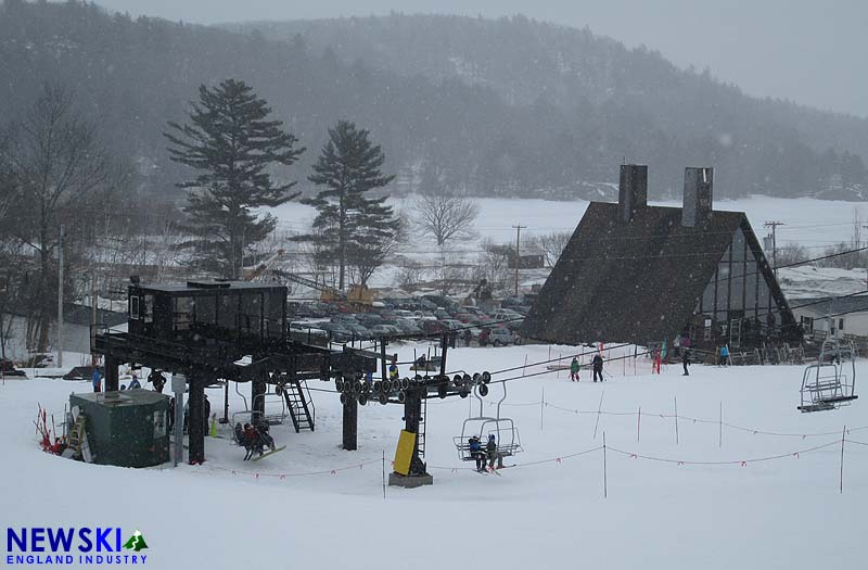 Town of Camden to Request Federal Funds to Construct New Snow Bowl Lodge
