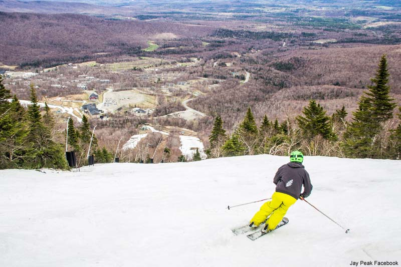 Weekend Skiing Expected in Three States