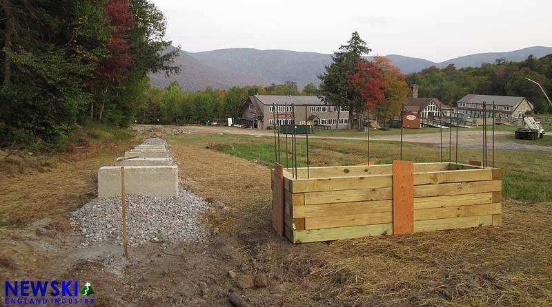 Pasture Construction