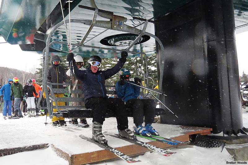 Ski Areas Open in 4 States This Weekend