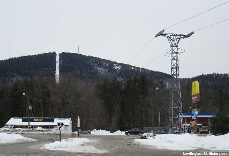 New Owner Seeks Proposals for Defunct Mt. Whittier Ski Area