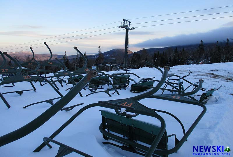Sandy Chairlift, December 2017
