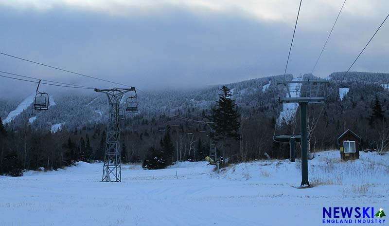 Rangeley and South Branch Chairlifts, December 2017