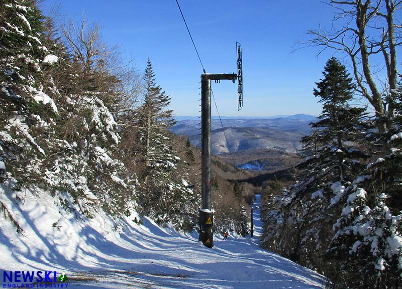 Killington Moving Forward with South Ridge Quad Permitting Process