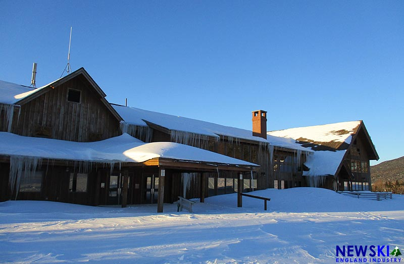 Saddleback Base Lodge, March 20, 2018