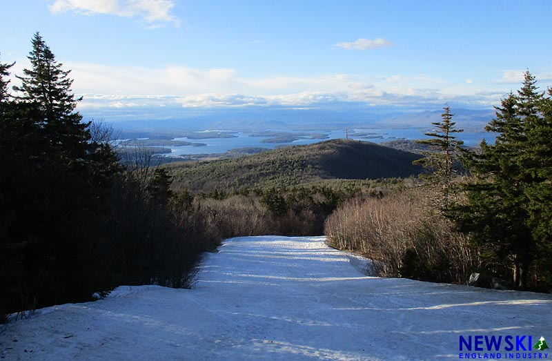 Gunstock, April 26, 2018