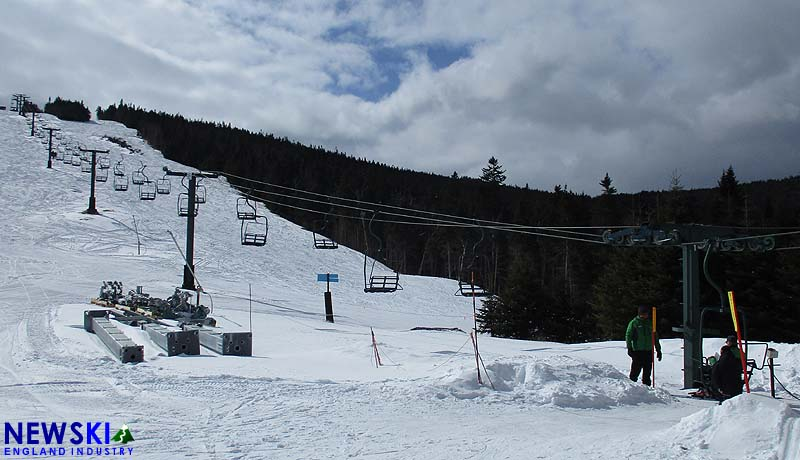 High Country at Waterville Valley, April 2018