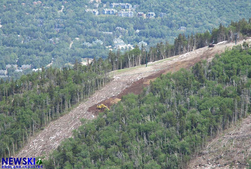 Trail Work Under Way in New Hampshire