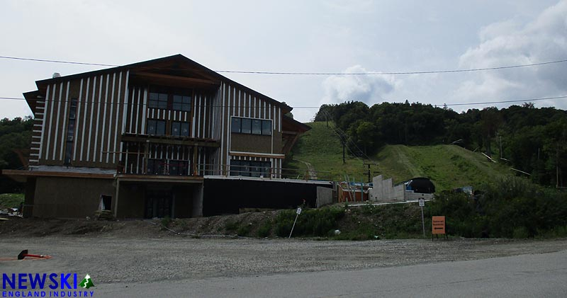 Mount Snow Carinthia Lodge Construction