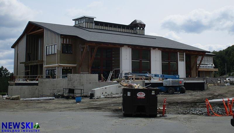 Mount Snow Carinthia Lodge Construction