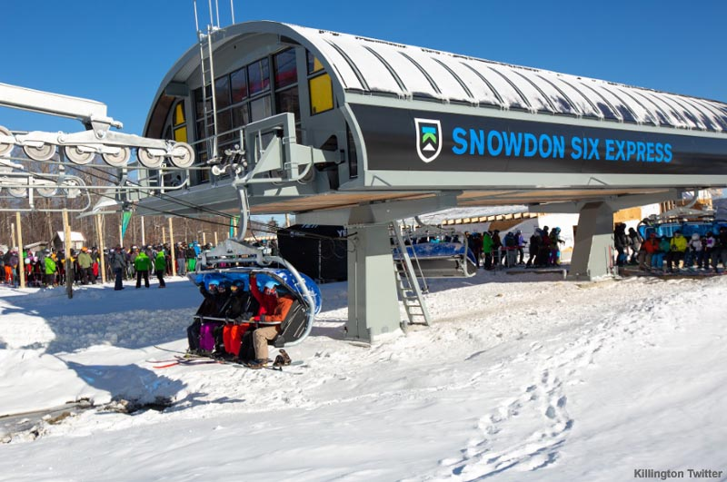 Snowdon Six, December 8, 2018
