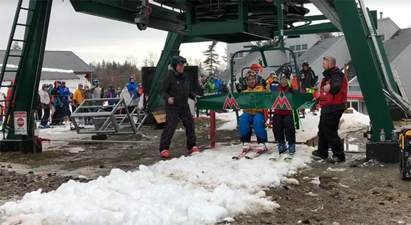 Two New Chairlifts Open in Southern Vermont