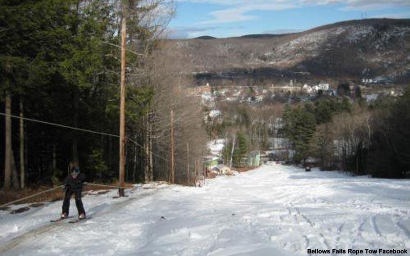 Bellows Falls Ski Tow