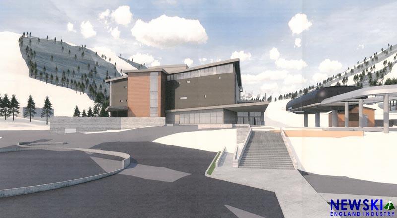 New Killington Base Lodge Details Emerge