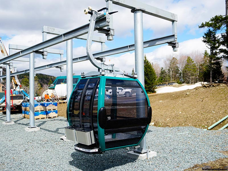 Bretton Woods Gondola