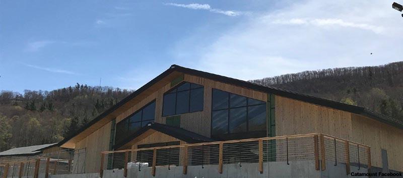Catamount Base Lodge