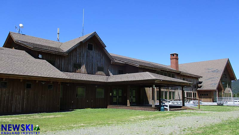 Saddleback Base Lodge, July 2019