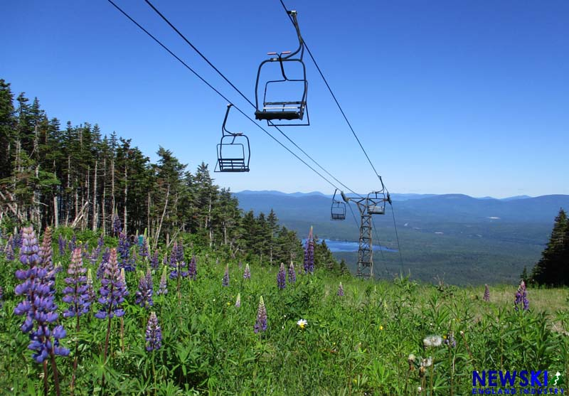 Rangeley Chairlift, July 2019