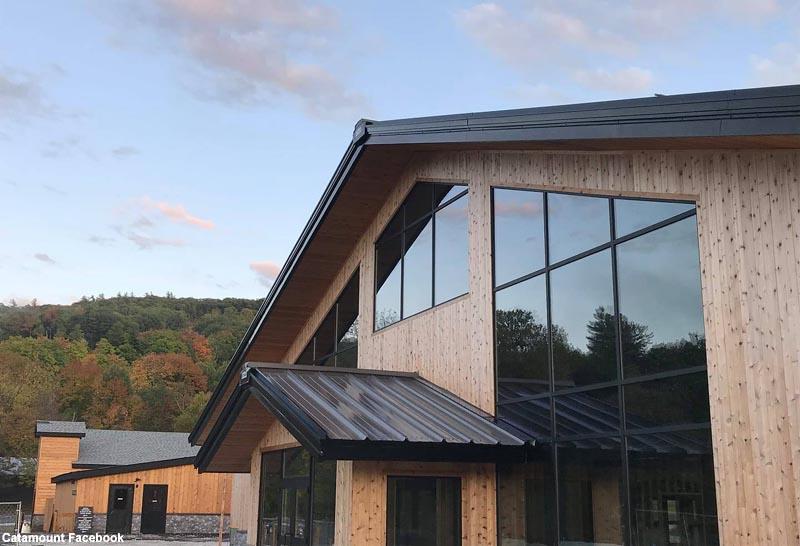 New Catamount Lodge