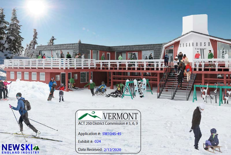 Sugarbush Mt. Ellen Base Lodge Expansion Proposed