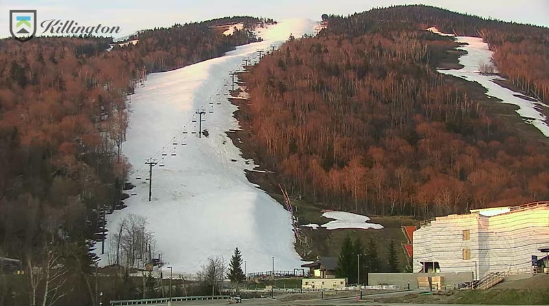Killington Officially Ends Ski Season