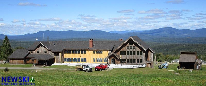 Saddleback Base Lodge, 08/31/2020