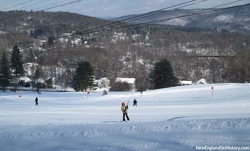 Brattleboro Ski Hill