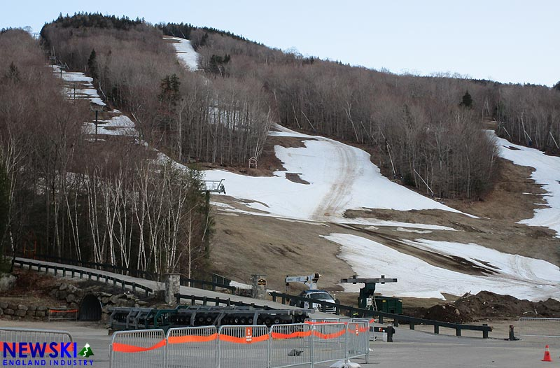 Loon Lift Project Already Underway
