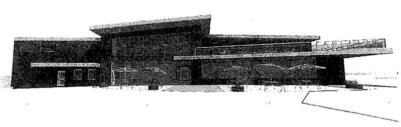 Bousquet Lodge Rendering