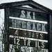 Iconic Hogback Ski Area Sign Stolen