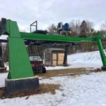 Lift Construction Continues as Halfway Point of Season Approaches