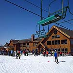 Saddleback Rangeley Double Chairlift Terminal For Sale