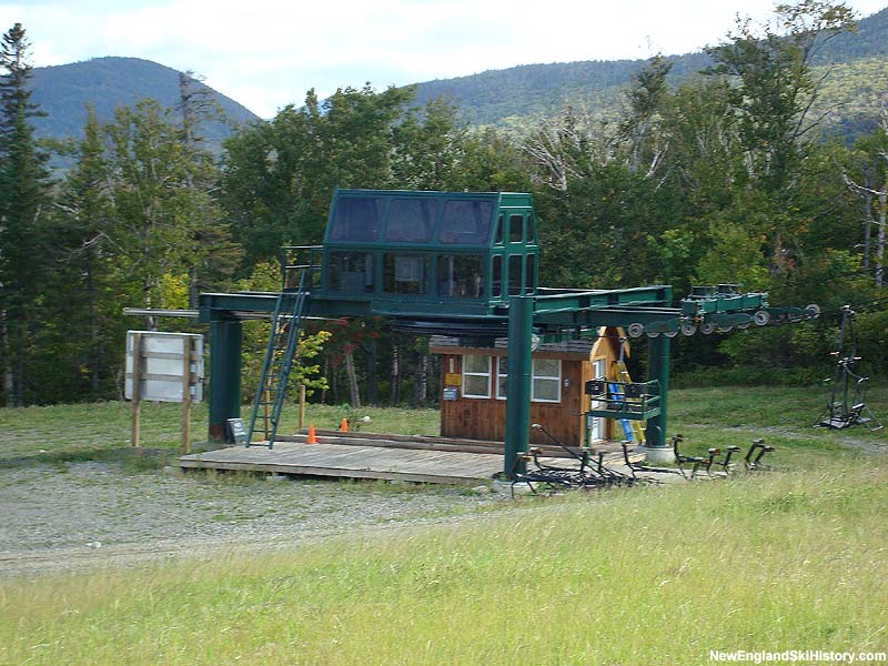 Rangeley Double Bottom Terminal (2007)