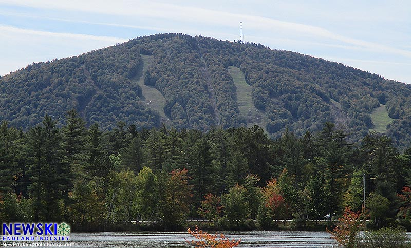 Mt. Abram from Gore Road, October 4, 2015