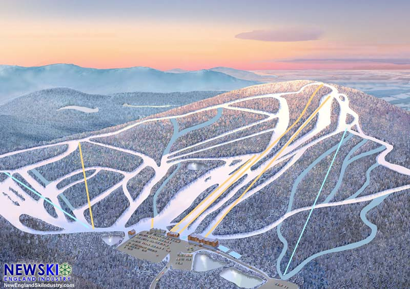 Catamount Development Rendering