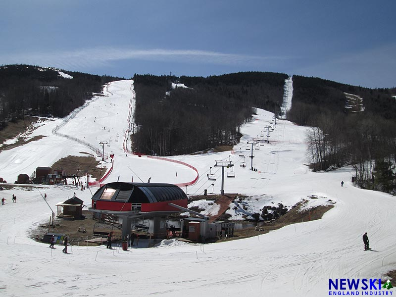 Sunday River, March 30