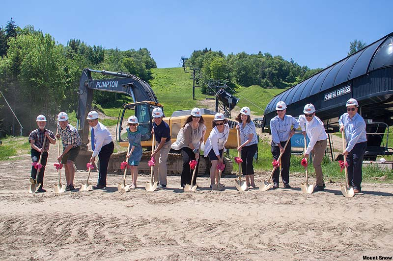 Carinthia Groundbreaking, June 12, 2017