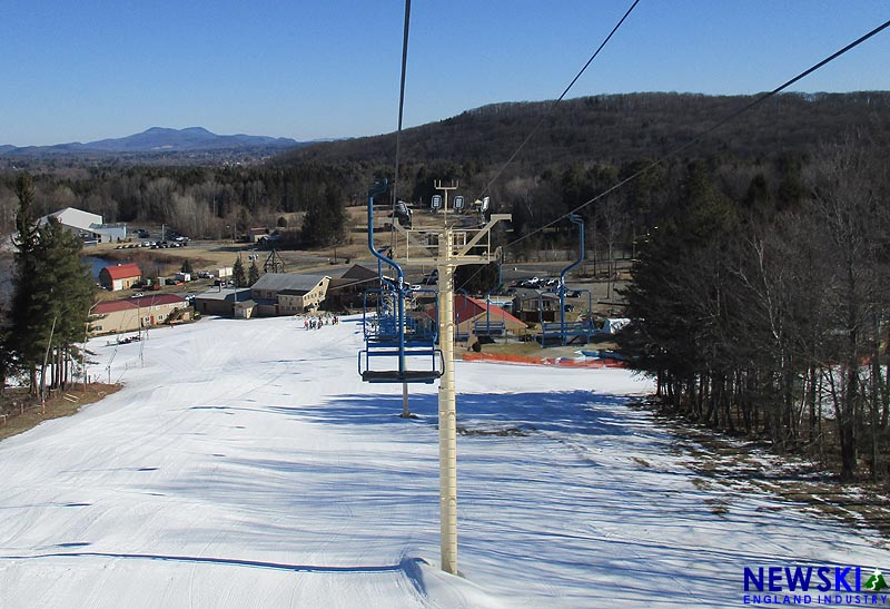 Bousquet Mountain to Install Triple Chairlift