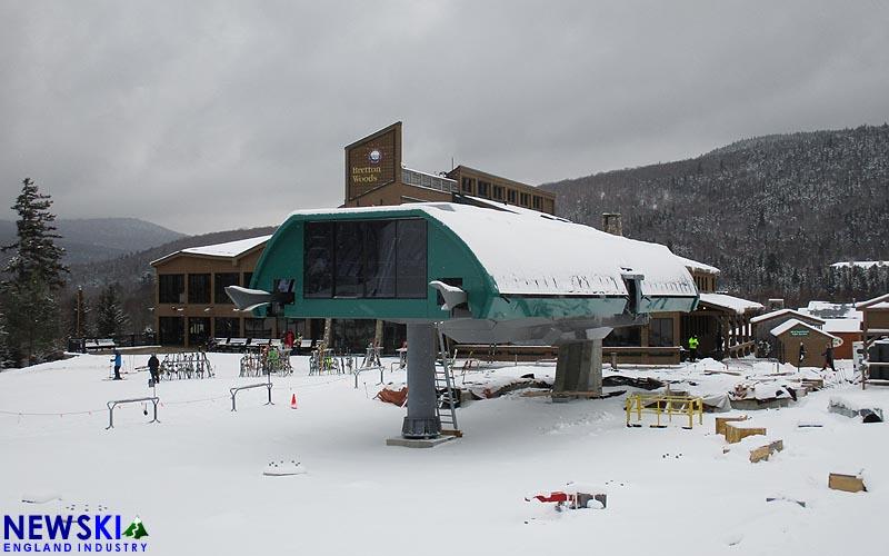 In-Progress Bretton Woods Gondola